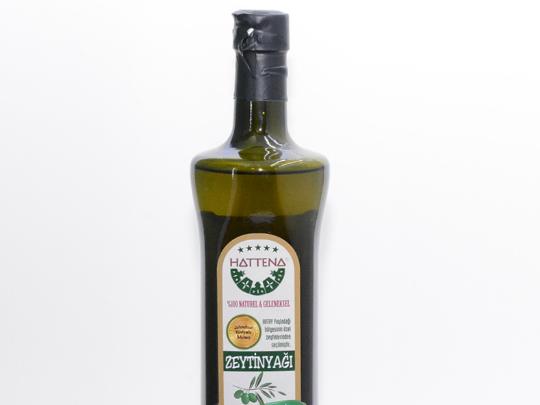 Hattena | Soğuk Sıkma Zeytinyağı 750 ml