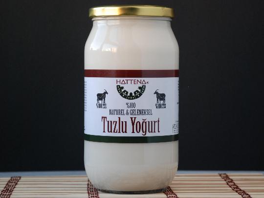 Hattena | Tuzlu Yoğurt 1 kg