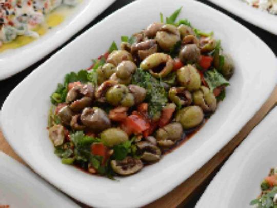 Zeytin Salatası 200 gr