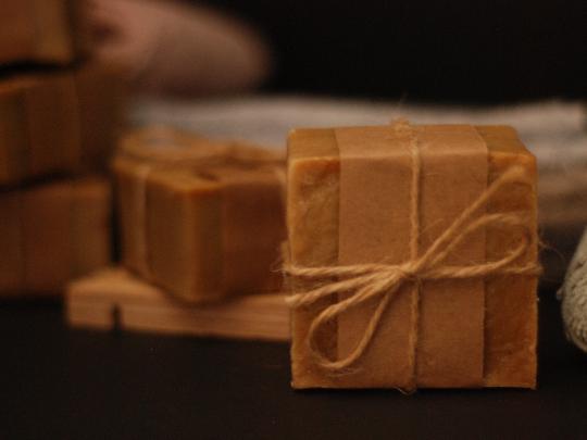 Hattena | Zeytinyağlı Defne Sabunu 5 adet
