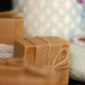 Zeytinyağlı Defne Sabunu 3 adet