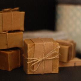Zeytinyağlı Defne Sabunu 5 adet