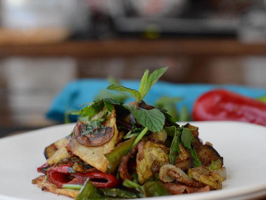Hattena | Akdeniz Salatası