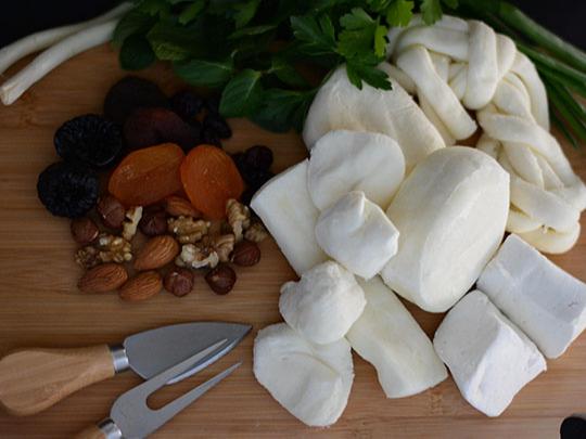 Hattena | Hatay Peynir Tabağı