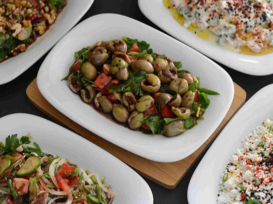 Hattena | Zeytin Salatası