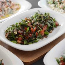 Hattena | Zahter Salatası